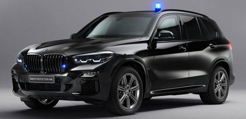 krossovery bmw  | bmw x5 protection vr6 1 | BMW X5 Protection VR6 (БМВ Икс5 Протекшен ВР) | BMW X5