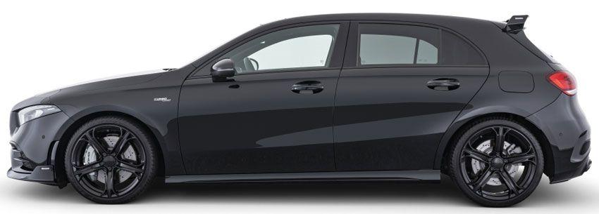 khyechbek tyuning mercedes benz  | brabus mercedes a35 amg 4matic 2 | Brabus Mercedes A35 AMG 4Matic (Мерседес А35 АМДжи) | Brabus Mercedes A35 AMG 4Matic