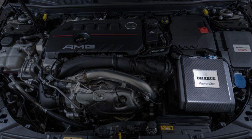 khyechbek tyuning mercedes benz  | brabus mercedes a35 amg 4matic 4 | Brabus Mercedes A35 AMG 4Matic (Мерседес А35 АМДжи) | Brabus Mercedes A35 AMG 4Matic