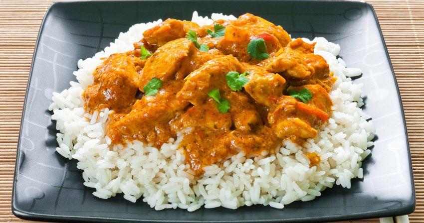 kulinariya    cyplenok karri 1   Цыпленок карри   Мясные блюда