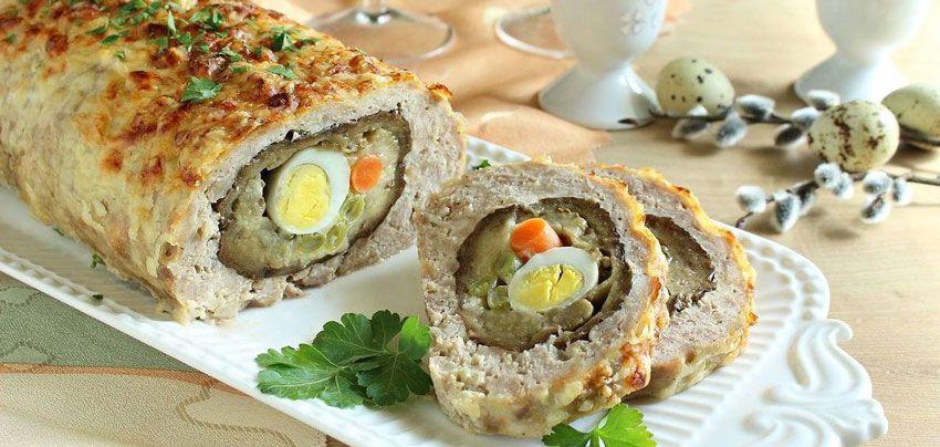 kulinariya  | farshirovannaya svinina 2 | Фаршированная свинина | Мясные блюда
