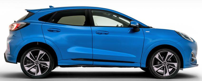 krossovery ford  | ford puma 2 | Ford Puma (Форд Пума) | Ford Puma