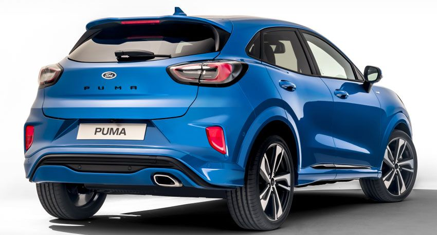 krossovery ford  | ford puma 3 | Ford Puma (Форд Пума) | Ford Puma