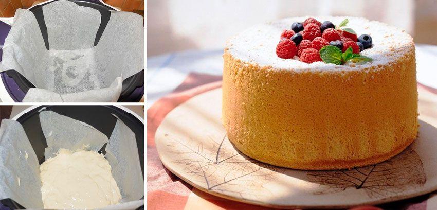 kulinariya  | gotovim biskvit 1 | Готовим бисквит | Выпечка
