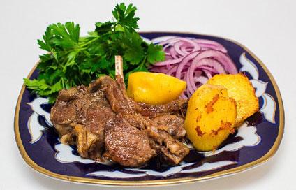 kulinariya  | gotovim kazan kebab 1 | Готовим казан кебаб |