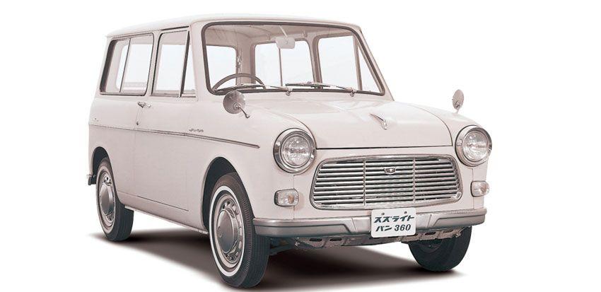 istoriya zarubezhnogo avtoproma  | istoriya yaponskogo brenda suzuki 15 | История японского бренда «Suzuki» | Suzuki