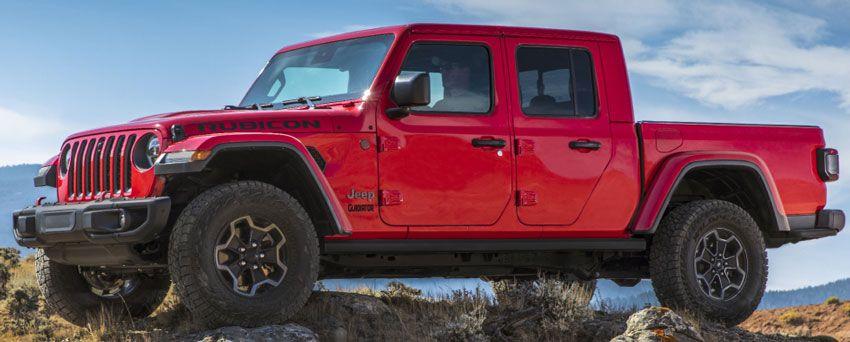 pikapy jeep  | jeep gladiator obzor 2 | Jeep Gladiator (Джип Гладиатор) | Jeep Gladiator