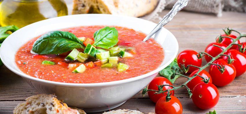 kulinariya  | kak prigotovit sup gaspacho 1 | Как приготовить суп гаспачо | Суп Борщ