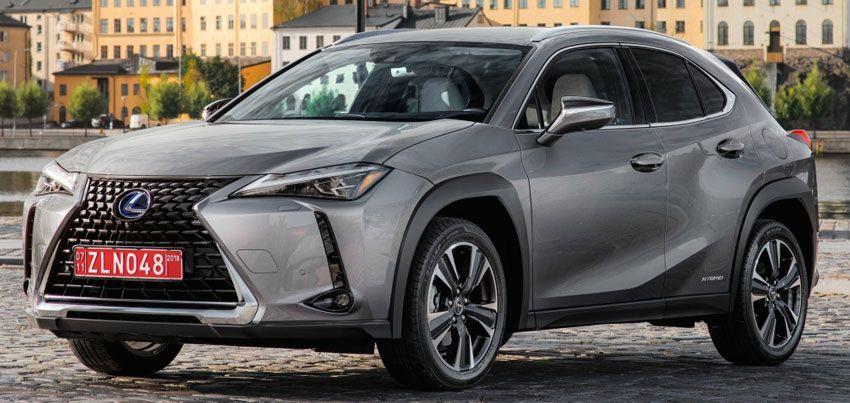 krossovery lexus  | lexus ux test drayv 1 | Lexus UX (Лексус ЮИкс) тест драйв | Тест драйв Lexus Lexus UX