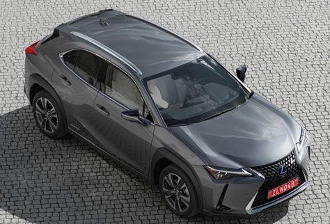 krossovery lexus  | lexus ux test drayv 6 | Lexus UX (Лексус ЮИкс) тест драйв | Тест драйв Lexus Lexus UX