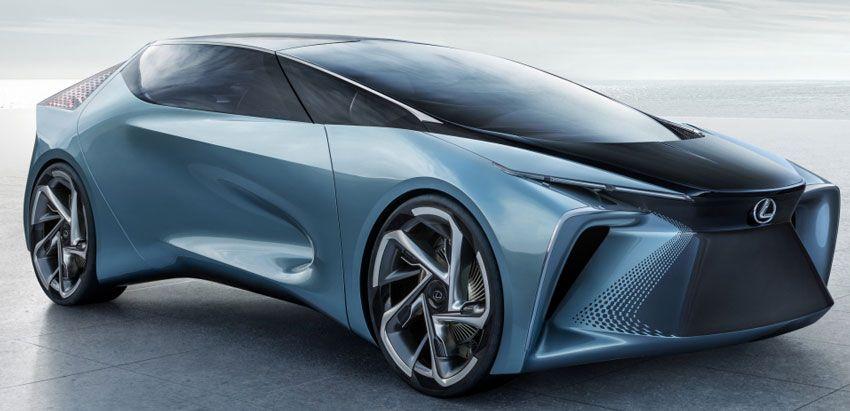 yelektromobili koncept avto  | lexus lf 30 electrified 1 | Lexus LF 30 Electrified (Лексус ЛФ 30 Электрифиед) | Lexus LF 30 Electrified