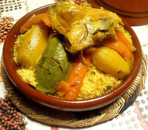kulinariya    marokkanskoe blyudo kus kus 1   Марокканское блюдо Кус кус  