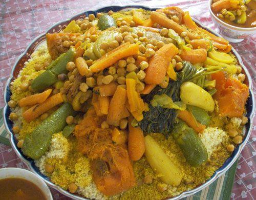 kulinariya    marokkanskoe blyudo kus kus 2   Марокканское блюдо Кус кус  