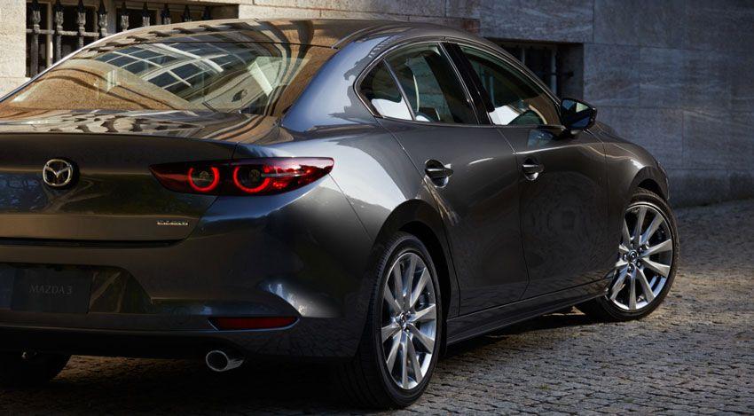 khyechbek sedan mazda  | mazda 3 obzor 6 | Mazda 3 (Мазда 3) обзор | Mazda 3
