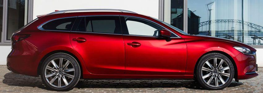 universaly mazda  | mazda6 universal obzor 2 | Mazda6 (Мазда6) Универсал обзор | Mazda 6