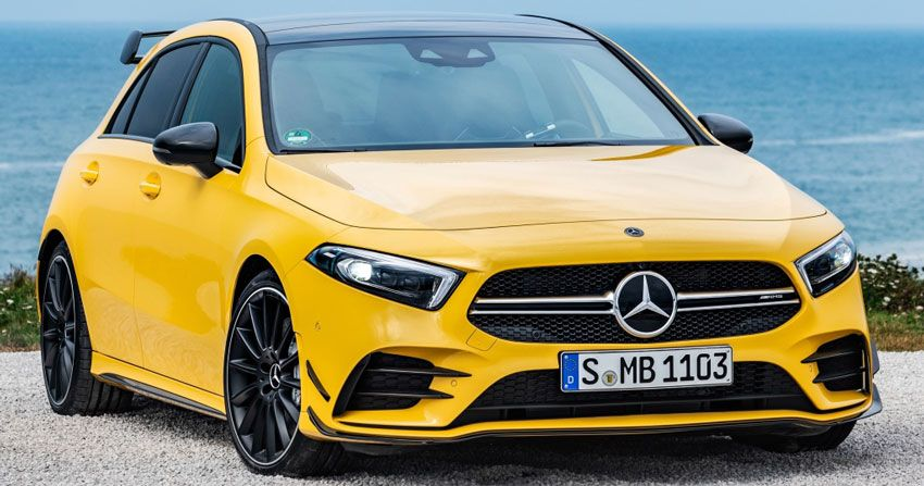 khyechbek mercedes benz  | mercedes amg a35 test drayv 1 | Mercedes AMG A35 (Мерседес АМДжи А35) тест драйв | Тест драйв Mercedes Benz Mercedes Benz A