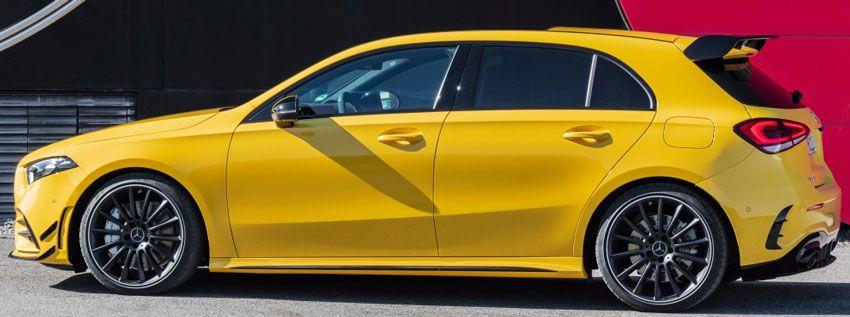 khyechbek mercedes benz  | mercedes amg a35 test drayv 2 | Mercedes AMG A35 (Мерседес АМДжи А35) тест драйв | Тест драйв Mercedes Benz Mercedes Benz A
