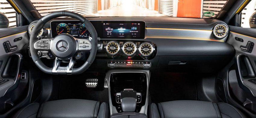 khyechbek mercedes benz  | mercedes amg a35 test drayv 4 | Mercedes AMG A35 (Мерседес АМДжи А35) тест драйв | Тест драйв Mercedes Benz Mercedes Benz A