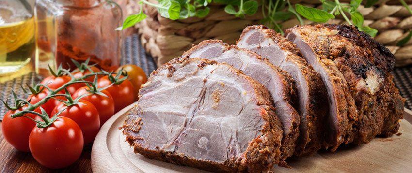 kulinariya    nezhnaya buzhenina iz svininy 1   Нежная буженина из свинины   Мясные блюда