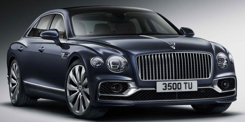sedan bentley  | novyy bentley flying spur 1 | Новый Bentley Flying Spur (Бентли Флаинг Спур) | Bentley Flying Spur