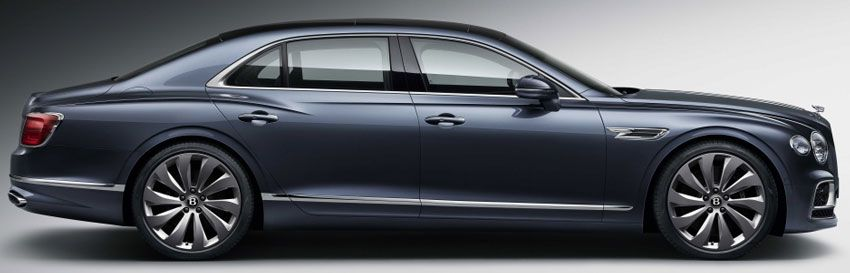 sedan bentley  | novyy bentley flying spur 2 | Новый Bentley Flying Spur (Бентли Флаинг Спур) | Bentley Flying Spur
