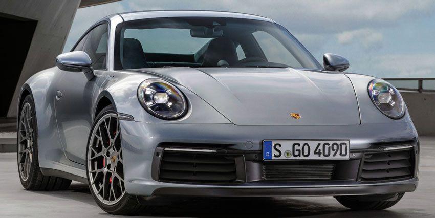 sport kary kupe porsche  | novyy porsche 911 1 | Новый Porsche 911 (Порше 911) | Porsche 911