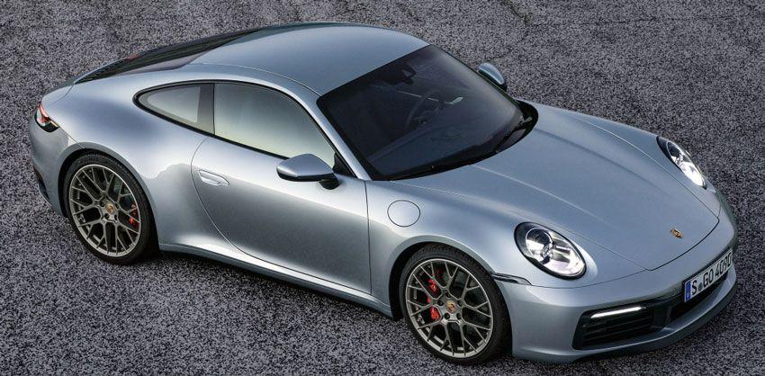 sport kary kupe porsche  | novyy porsche 911 6 | Новый Porsche 911 (Порше 911) | Porsche 911