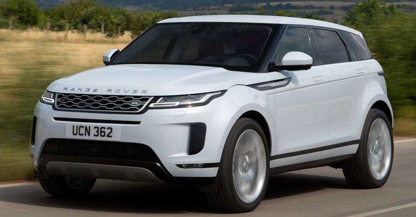 krossovery land rover    range rover evoque rendzh rover yevok vtorogo pokoleni 1   Range Rover Evoque (Рендж Ровер Эвок) второго поколения   Range Rover Evoque
