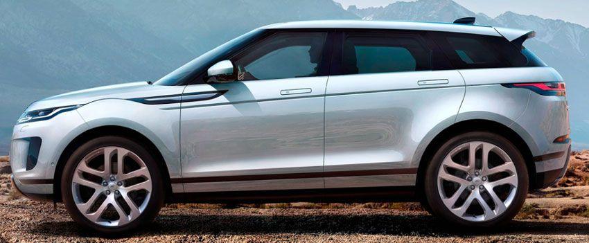 krossovery land rover  | range rover evoque rendzh rover yevok vtorogo pokoleni 2 | Range Rover Evoque (Рендж Ровер Эвок) второго поколения | Range Rover Evoque