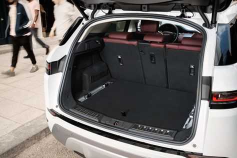 krossovery land rover  | range rover evoque rendzh rover yevok vtorogo pokoleni 6 | Range Rover Evoque (Рендж Ровер Эвок) второго поколения | Range Rover Evoque