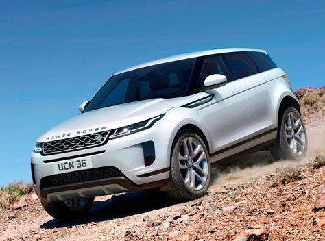 krossovery land rover  | range rover evoque rendzh rover yevok vtorogo pokoleni 8 | Range Rover Evoque (Рендж Ровер Эвок) второго поколения | Range Rover Evoque