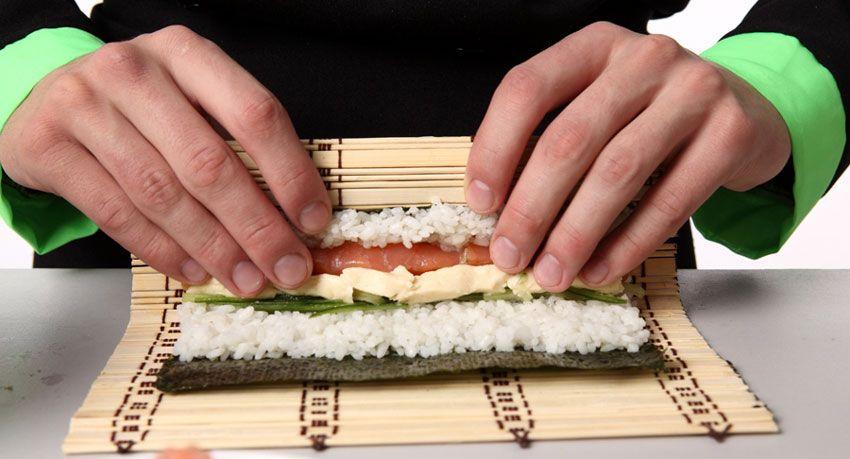 kulinariya  | recepty sushi kak pigotovit doma 1 | Рецепты суши как пиготовить дома | Суши роллы