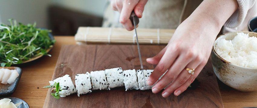 kulinariya  | recepty sushi kak pigotovit doma 2 | Рецепты суши как пиготовить дома | Суши роллы