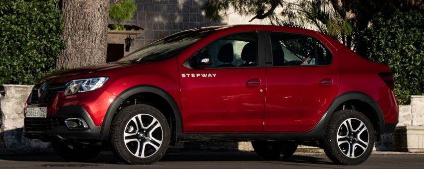 sedan renault  | renault logan ii stepway test drayv 2 | Renault Logan Stepway (Рено Логан Степвей) тест драйв | Тест драйв Renault