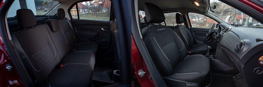 sedan renault  | renault logan ii stepway test drayv 5 | Renault Logan Stepway (Рено Логан Степвей) тест драйв | Тест драйв Renault
