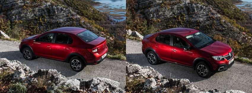 sedan renault  | renault logan ii stepway test drayv 8 | Renault Logan Stepway (Рено Логан Степвей) тест драйв | Тест драйв Renault