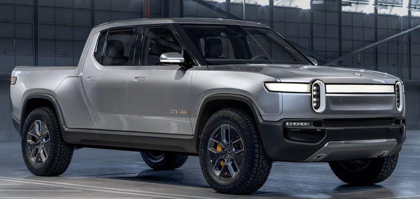 yelektromobili koncept avto  | rivian r1t polnostyu yelektricheskiy pikap 1 | Rivian R1T полностью электрический пикап | Rivian R1T