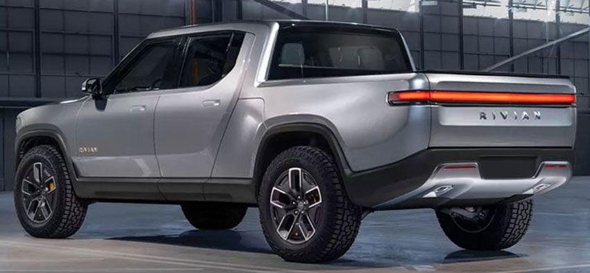 yelektromobili koncept avto  | rivian r1t polnostyu yelektricheskiy pikap 3 | Rivian R1T полностью электрический пикап | Rivian R1T
