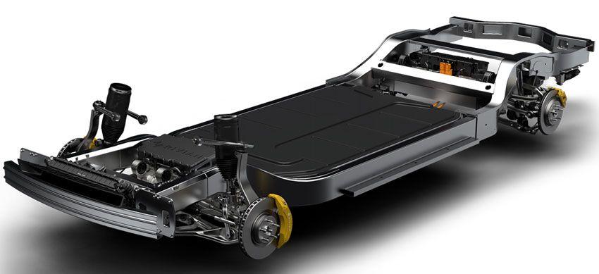 yelektromobili koncept avto  | rivian r1t polnostyu yelektricheskiy pikap 4 | Rivian R1T полностью электрический пикап | Rivian R1T