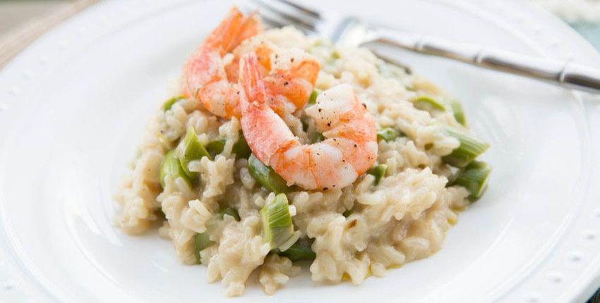 kulinariya  | rizotto s krevetkami 1 | Ризотто с креветками |