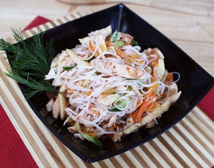 kulinariya    salat sloenyy nezhnyy 2   Салат слоеный Нежный   Салаты