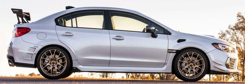 sedan subaru  | subaru sti s209 obzor 2 | Subaru STI S209 (Субару СТИ С209) обзор | Subaru STI S209