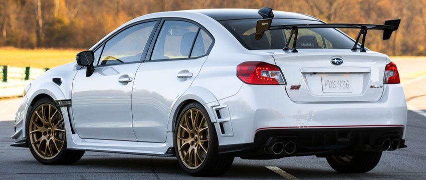 sedan subaru  | subaru sti s209 obzor 3 | Subaru STI S209 (Субару СТИ С209) обзор | Subaru STI S209