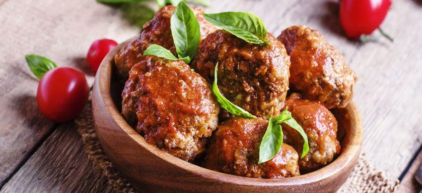 kulinariya  | tefteli iz govyazhego farsha 1 | Тефтели из говяжьего фарша | Мясные блюда