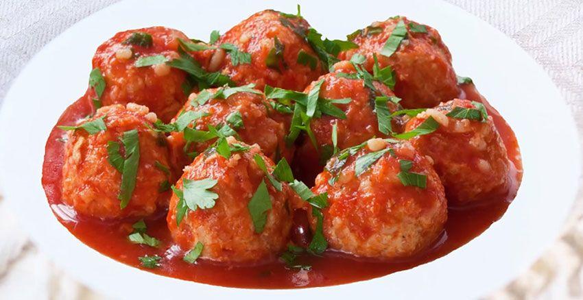 kulinariya  | tefteli iz govyazhego farsha 2 | Тефтели из говяжьего фарша | Мясные блюда