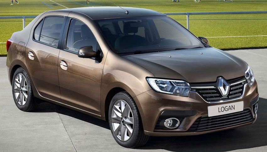 sedan renault  | test drayv renault logan 2018 219 1 | Renault Logan II (Рено Логан II) тест драйв 2018 219 | Тест драйв Renault Renault Logan II