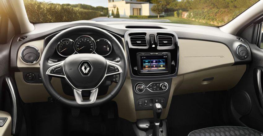 sedan renault  | test drayv renault logan 2018 219 4 | Renault Logan II (Рено Логан II) тест драйв 2018 219 | Тест драйв Renault Renault Logan II
